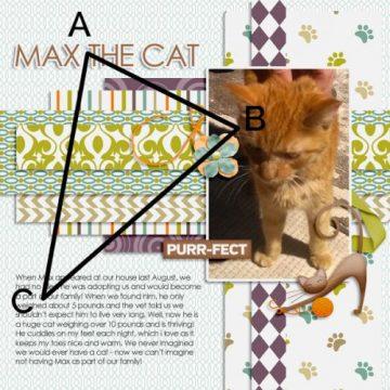 visual triangle example
