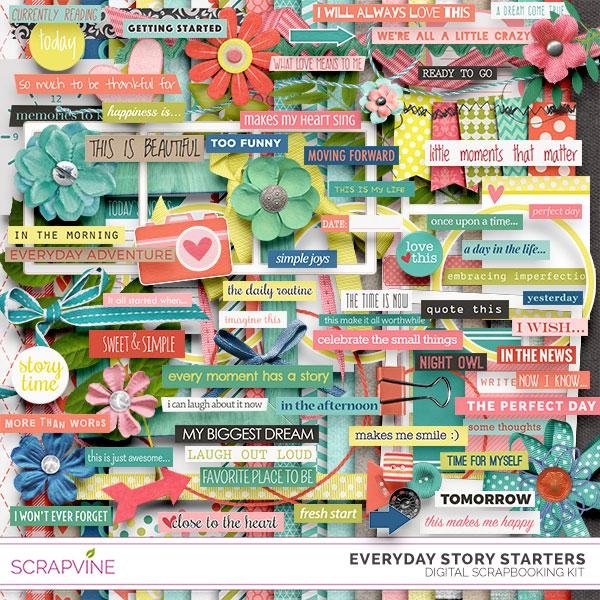everyday story starters kit